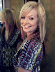 photo of Emily Lassiter, Stylist/ nail technician